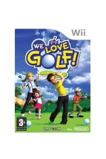We Love Golf [Wii]