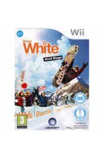 Shaun White Snowboarding: World Stage [Wii]