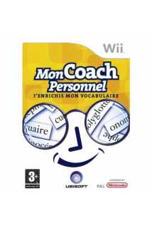 My Word Coach Develop Your Vocabulary [Wii]
