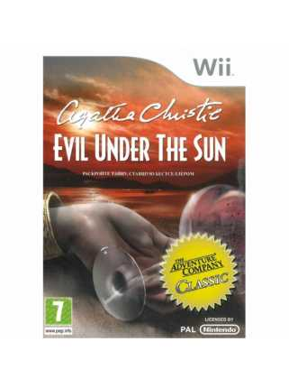 Agatha Christie: Evil Under The Sun [Wii]