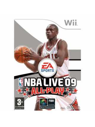 NBA Live 09 All-Play (USED) [Wii]