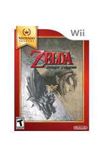 Nintendo Selects: The Legend of Zelda: Twillight Princess [Wii]
