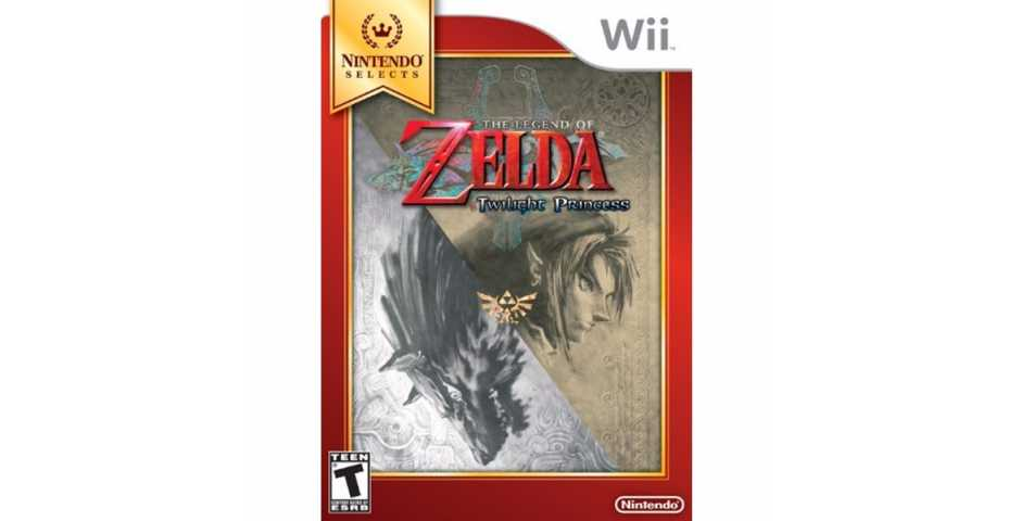 Nintendo Selects: The Legend of Zelda: Twillight Princess