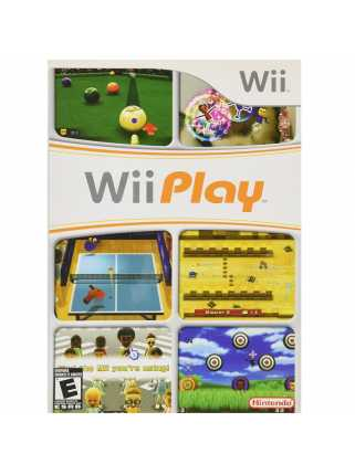 Wii Play (USED) [Wii]