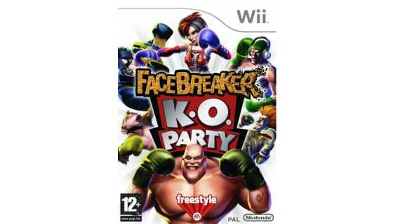 Facebreaker K.O. Party (USED)