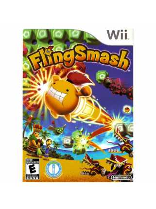 FlingSmash (USED) [Wii]