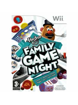 Hasbro Family Game Night (USED) [Wii]