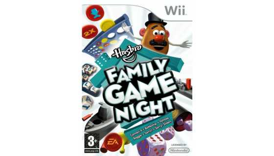 Hasbro Family Game Night (USED)