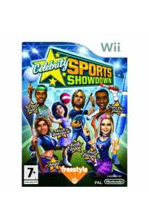Celebrity Sports Showdown (USED) [Wii]