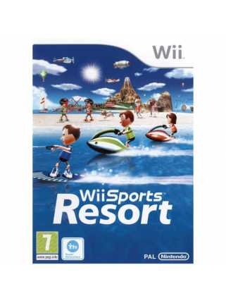 Wii Sports Resort (USED) [Wii]