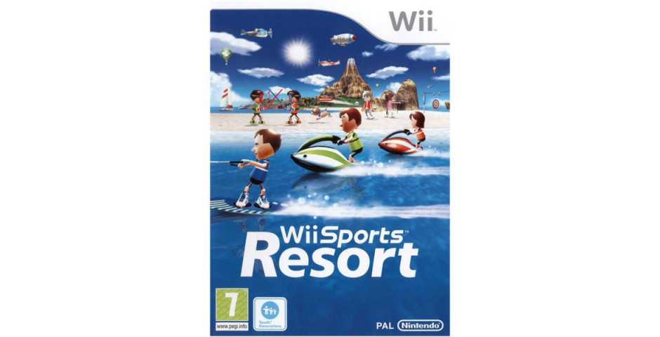 Wii Sports Resort (USED)