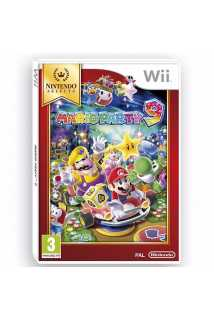 Nintendo Selects: Mario Party 9 [Wii]