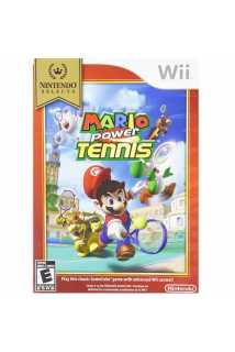 Nintendo Selects: Mario Power Tennis [Wii]