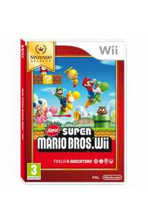 Nintendo Selects: New Super Mario Bros [Nintendo Wii]