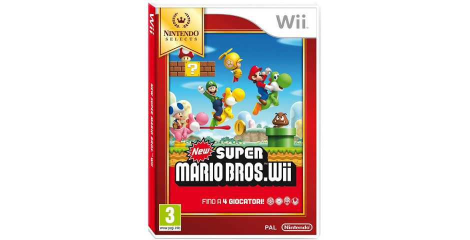 Nintendo Selects: New Super Mario Bros