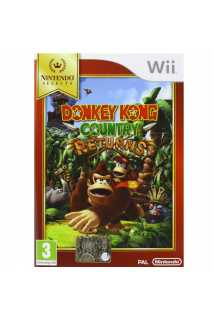 Nintendo Selects: Donkey Kong Country Returns [Wii]