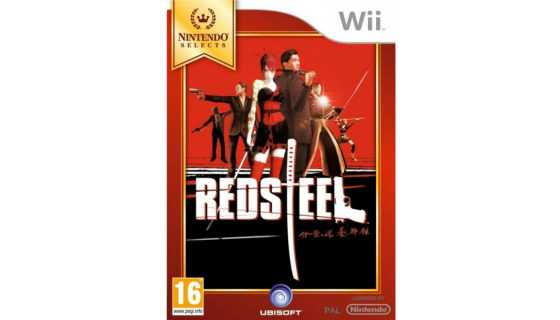 Nintendo Selects: Red Steel
