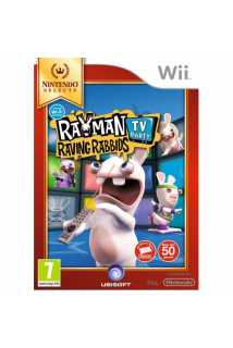 Nintendo Selects: Rayman Raving Rabbids TV Party [Wii]