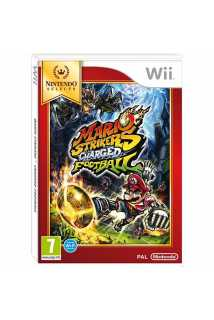 Nintendo Selects: Mario Strikers Chared Football [Wii]