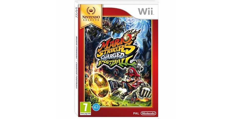 Nintendo Selects: Mario Strikers Chared Football