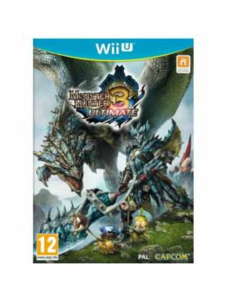 Monster Hunter 3 Ultimate (USED) [Wii U]
