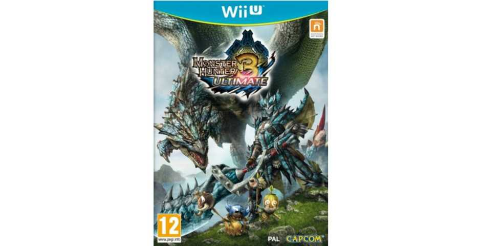 Monster Hunter 3 Ultimate (USED)