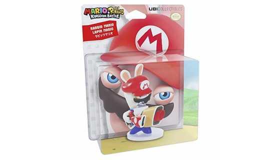 Фигурка Mario+Rabbids Битва за королевство Кролик Марио (16,5 см)