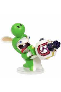 Фигурка Mario+Rabbids Kingdom Battle Rabbid Yoshi  (16,5 см)