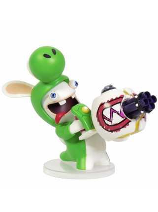 Фигурка Mario+Rabbids Kingdom Battle Rabbid Yoshi  (16,5 см)