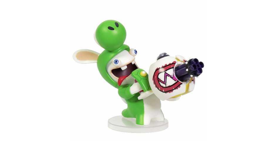 Фигурка Mario+Rabbids Битва за королевство Кролик Йоши (8 см)