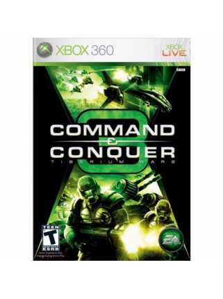 Command and Conquer 3: Tiberium Wars [Xbox 360]
