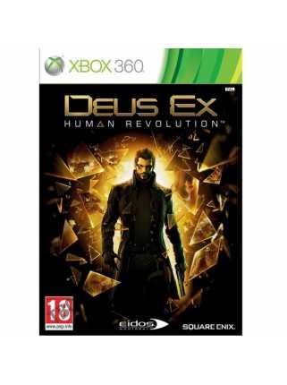 Deus Ex: Human Revolution [Xbox 360]