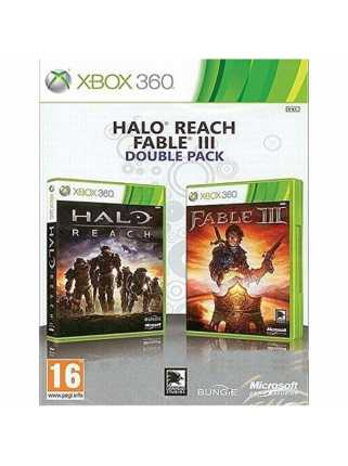 Halo: Reach + Fable 3 [Xbox 360]