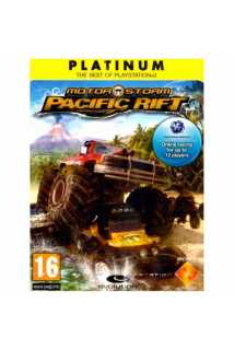 MotorStorm Pacific Rift Platinum [PS3]