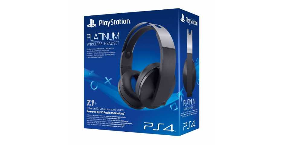 Гарнитура Platinum Wireless Headset