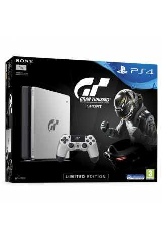 Sony PlayStation 4 Slim (1TБ) Limited Edition Gran Turismo Sport