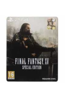 Final Fantasy XV Special Edition [PS4]