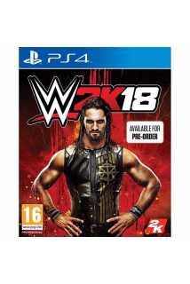 WWE 2K18 [PS4]
