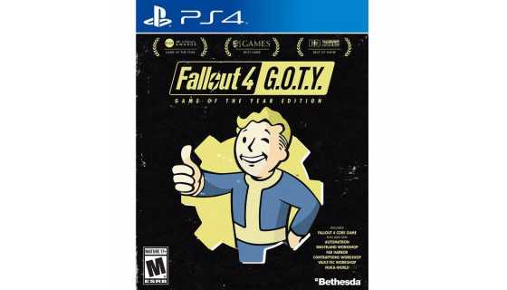 Fallout 4 Game of the Year Edition [PS4]