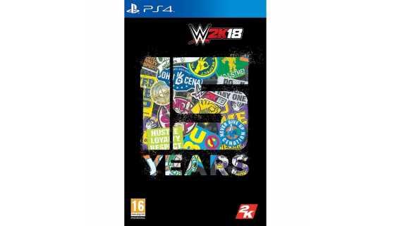 WWE 2K18 Cena Nuff Edition