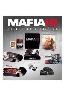 Mafia III Collector's Edition [PS4]