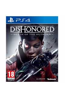 Dishonored Death of the Outsider [PS4]
