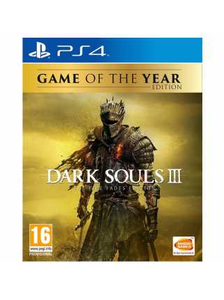 Dark Souls III The Fire Fades Edition [PS4]