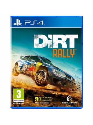 Dirt Rally [PS4]