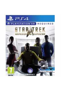 Star Trek: Bridge Crew (только для VR)  [PS4]