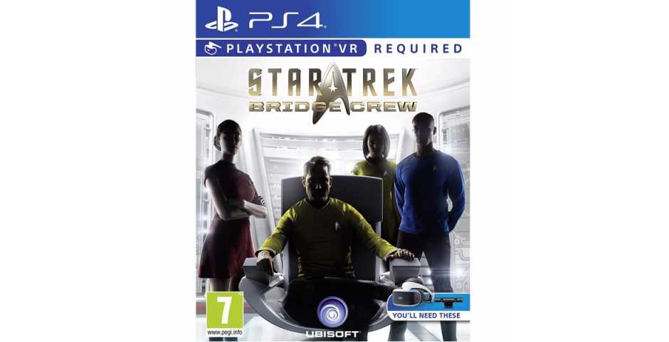 Star Trek: Bridge Crew (только для VR)