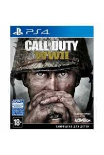 Call of Duty: WWII [PS4, русская версия]