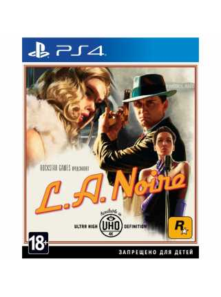 L.A.Noire [PS4]
