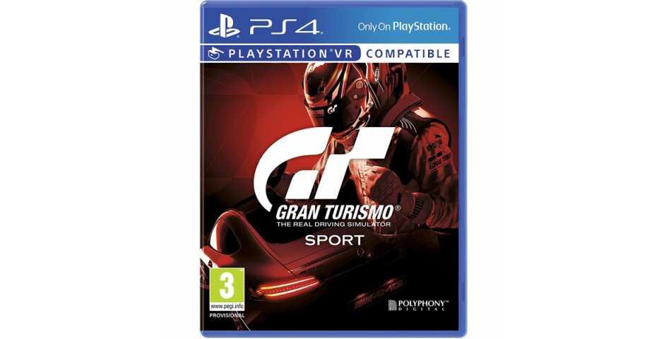 Gran Turismo Sport [PS4/PSVR] Trade-in | Б/У
