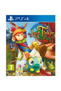 The Last Tinker: City of Colors [PS4]